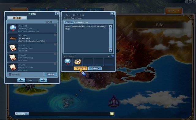 Grand Chase screenshot