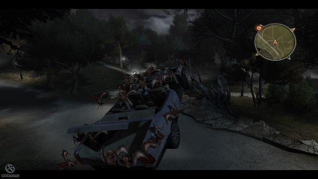Alone in the Dark (2008) screenshot