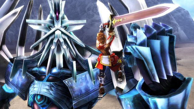 Ragnarok Odyssey ACE screenshot