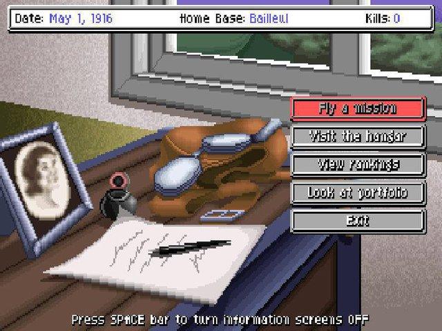 Knights of the Sky screenshot