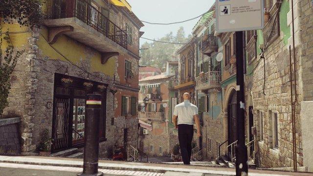 Hitman - Episode Two: Sapienza screenshot