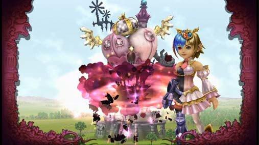 Final Fantasy Crystal Chronicles My Life as a Darklord screenshot