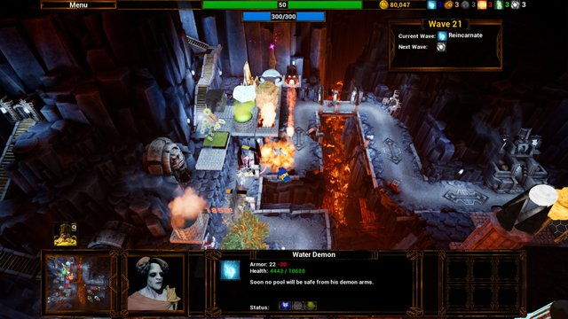 Dwarf Defense screenshot