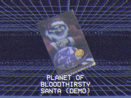 Planet of Bloodthirsty Santa (Demo) screenshot