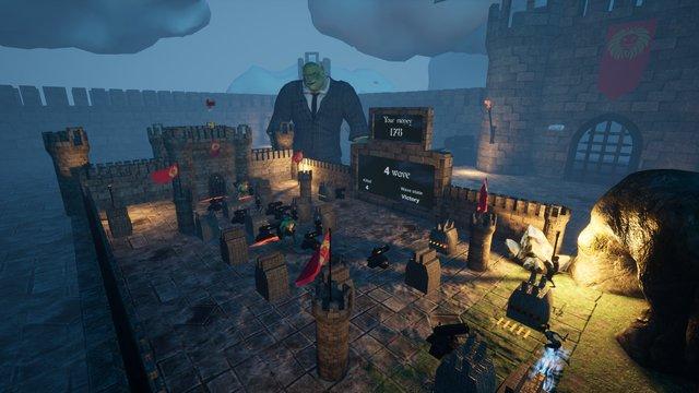 Defendion screenshot