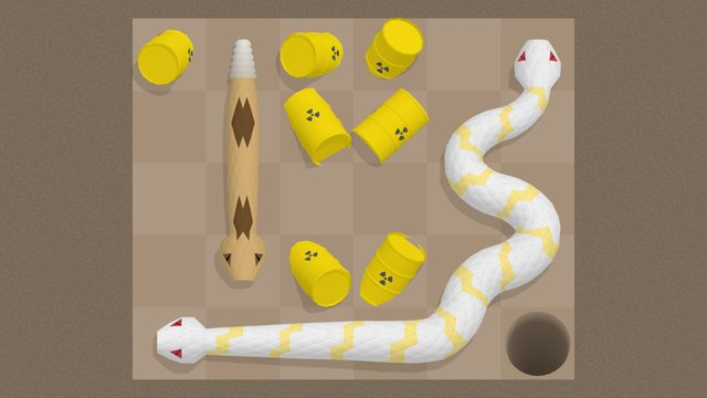A Snake's Tale screenshot
