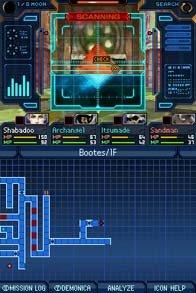 Shin Megami Tensei: Strange Journey screenshot