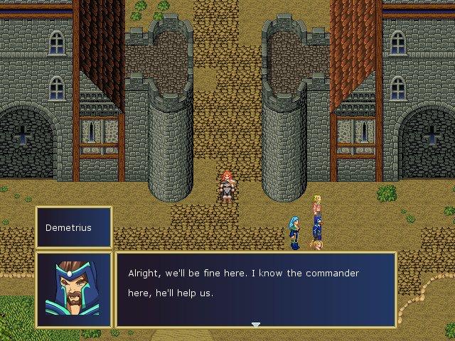 Fated Souls 2 screenshot