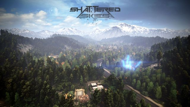 Shattered Skies: Prologue screenshot