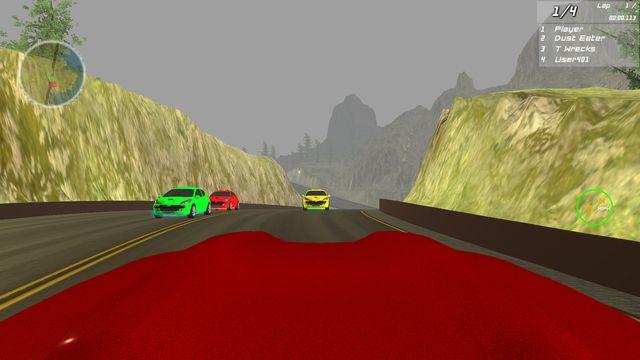 Race screenshot