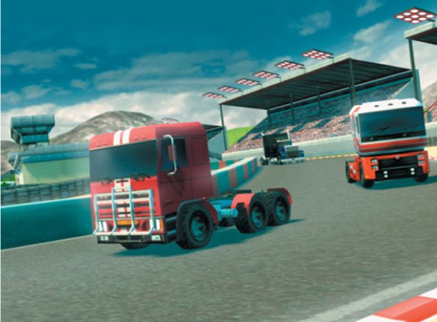 Rig Racer 2 screenshot