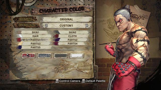 STREET FIGHTER X TEKKEN screenshot
