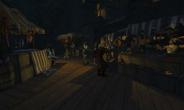 Корсары Online: Pirates of the Burning Sea screenshot