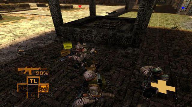 Full Spectrum Warrior screenshot