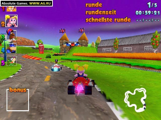 RedCat Super Karts screenshot