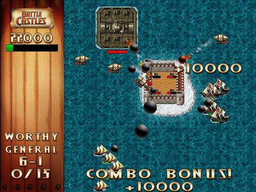Battle Castles screenshot