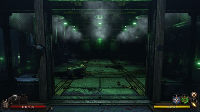 Vaporum screenshot
