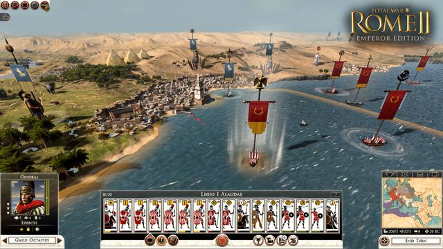Total War: ROME II - Emperor Edition screenshot