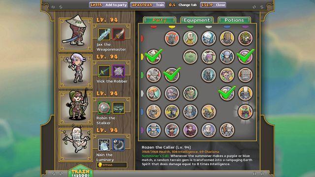 Oafmatch screenshot