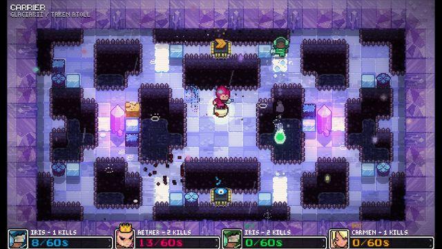 Invisigun Heroes screenshot