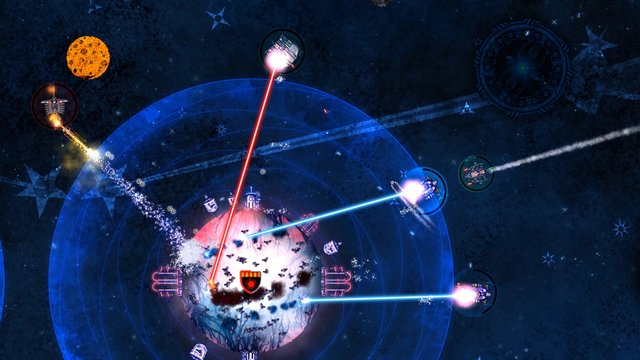 Conflicks - Revolutionary Space Battles screenshot