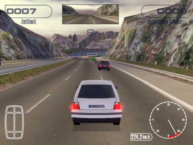 """Спецотряд """"Кобра 11"""" screenshot"""