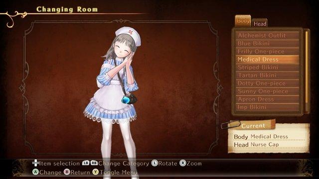 Atelier Totori ~The Adventurer of Arland~ DX - トトリのアトリエ ~アーランドの錬金術士2~ DX screenshot
