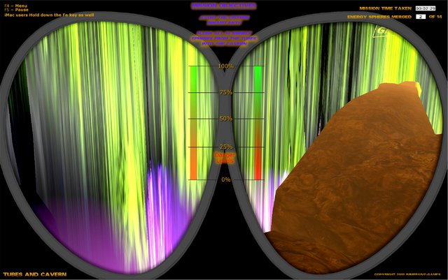Tubes And Cavern screenshot