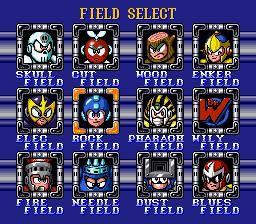 Mega Man Soccer screenshot