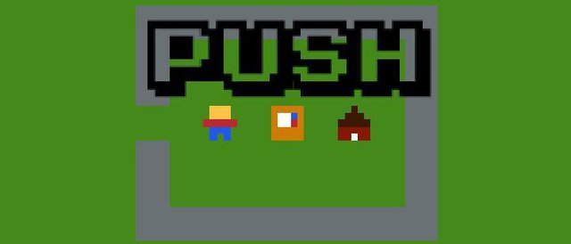 PUSH (itch) (PineappleLime) screenshot