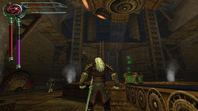 Legacy of Kain: Blood Omen 2 screenshot
