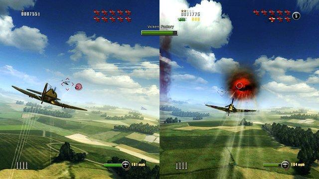 Combat Wings: Стальные птицы screenshot