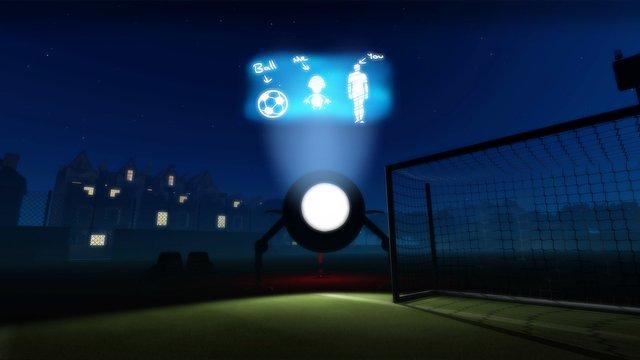 Header Goal VR: Being Axel Rix screenshot