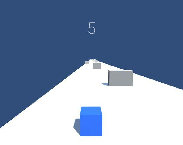 Block Runner (Vanadium Games) screenshot