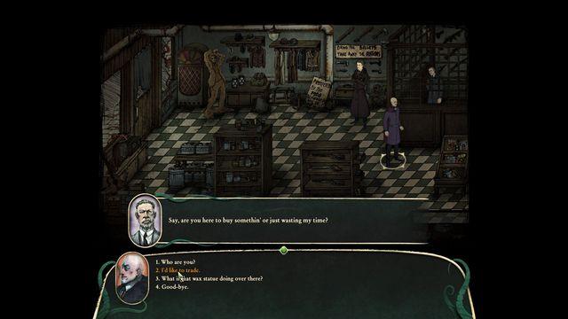 Stygian: Reign of the Old Ones screenshot