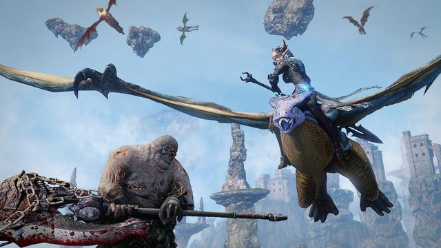 Riders of Icarus screenshot