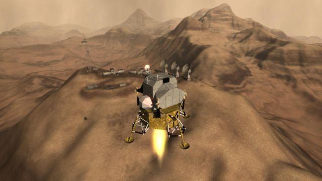 Lunar Flight screenshot