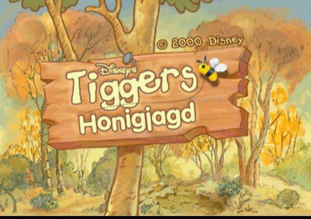 Disney's Tigger's Honey Hunt screenshot