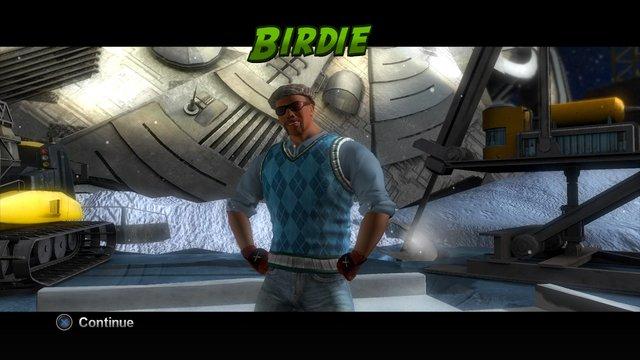 Planet Minigolf screenshot