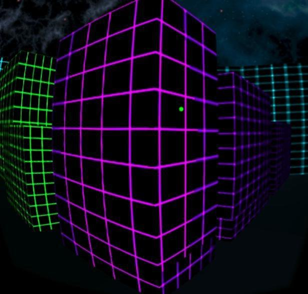 NeonMecha: Ultra Insanity screenshot