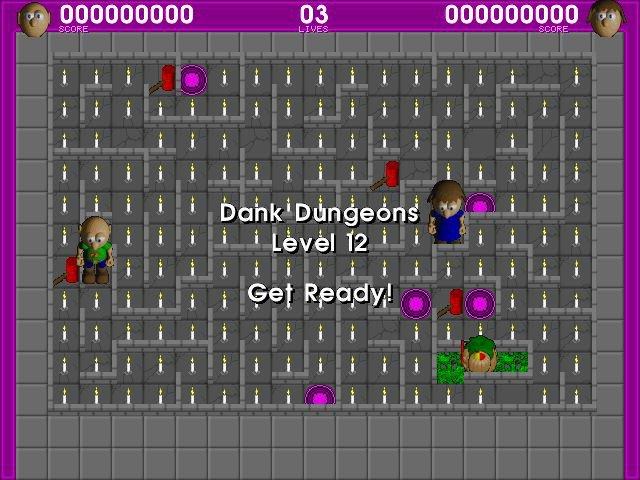 Amazin Spispopd screenshot