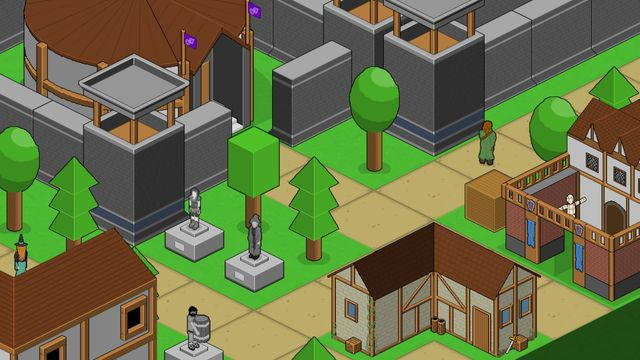 RPG Tycoon screenshot