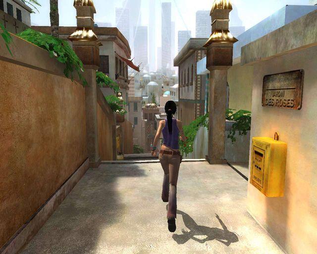Dreamfall: The Longest Journey screenshot №4 preview
