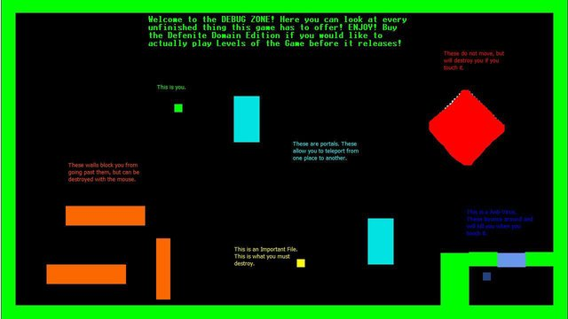 The Hackr Files screenshot
