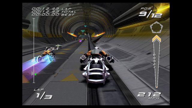 Kinetica screenshot
