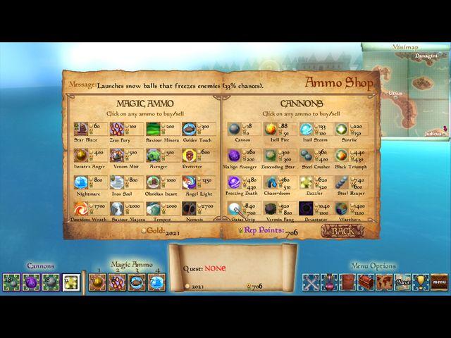 A Sirius Game screenshot