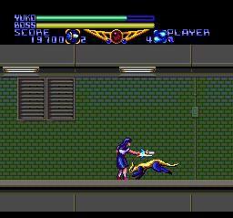 Valis II screenshot