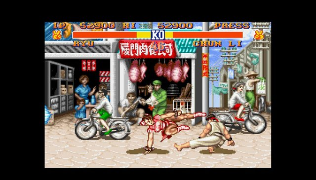 Street Fighter II: The World Warrior (1991) screenshot