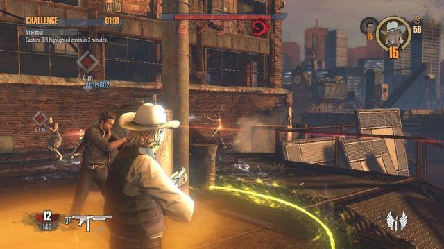 R.I.P.D.: The Game screenshot