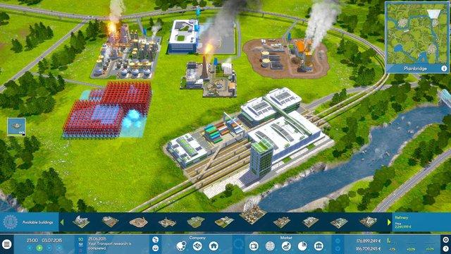 Industry Manager: Future Technologies screenshot